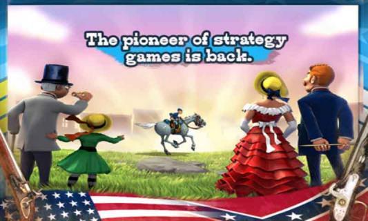 南北士兵大决战安卓版截图