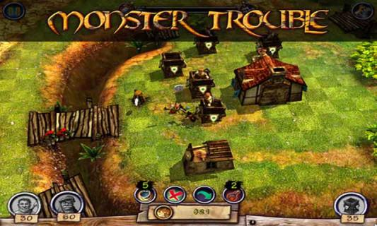 怪物防御游戏截图4