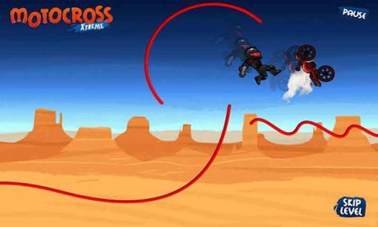 极限越野摩托游戏截图2