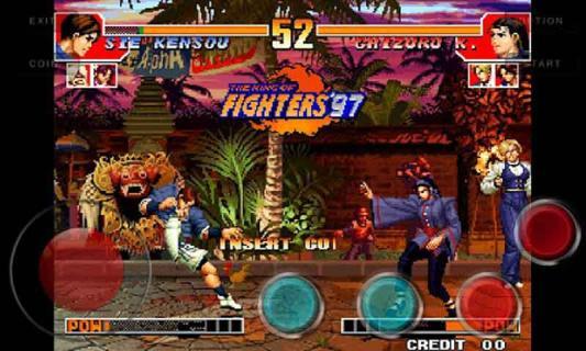 拳皇97游戏截图2