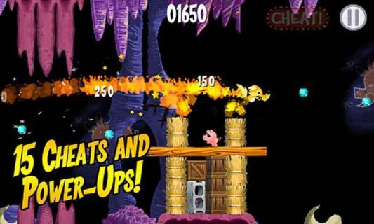 大灰狼与三只小猪游戏截图3