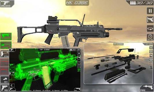 3D枪械拆解2安卓版截图