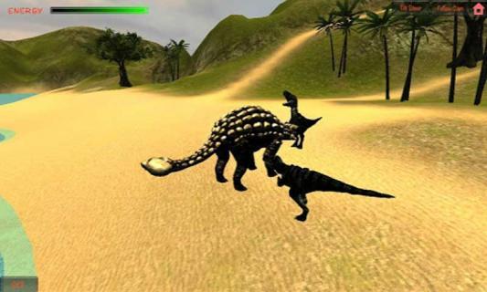 恐龙之岛安卓版截图