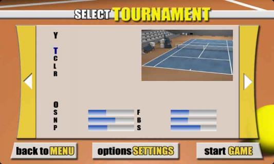 火柴人网球安卓版截图