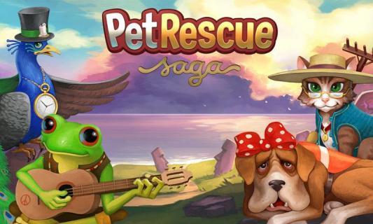 宠物大营救游戏截图1