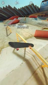 真实滑板游戏截图2