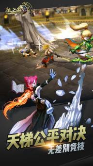 龙之谷游戏截图4
