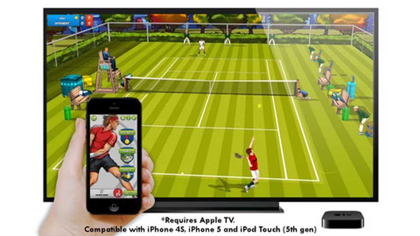 体感网球安卓版截图