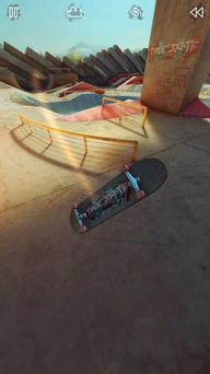 真实滑板游戏截图1