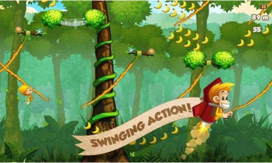 猴子香蕉游戏截图3