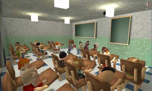 学校混沌游戏截图1