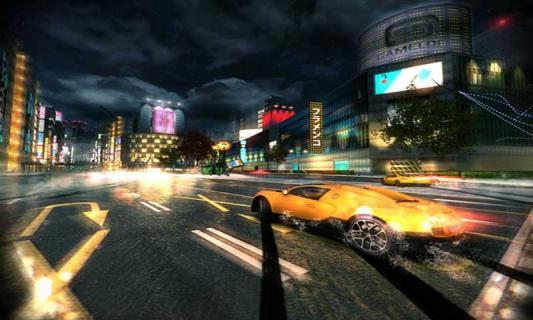 狂野飙车8游戏截图5