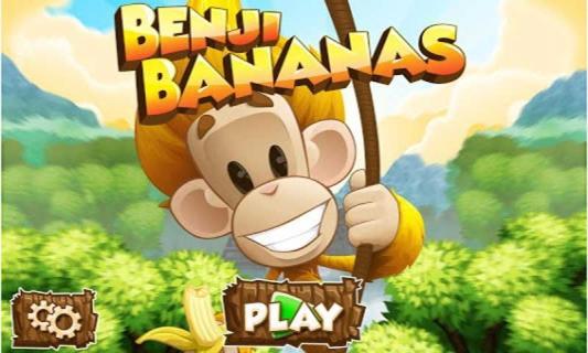 猴子香蕉游戏截图2