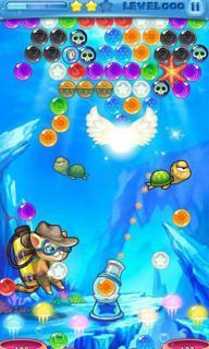 开心泡泡猫游戏截图2
