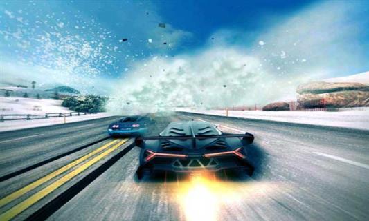 狂野飙车8游戏截图3