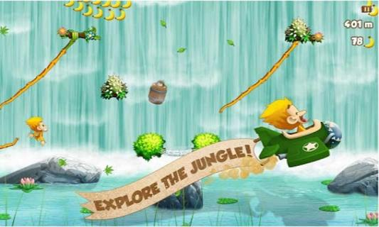 猴子香蕉游戏截图4