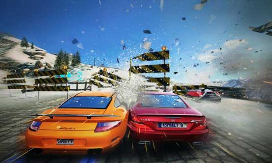 狂野飙车8游戏截图4