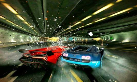 狂野飙车8游戏截图1
