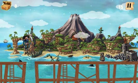 海盗幽灵岛游戏截图3