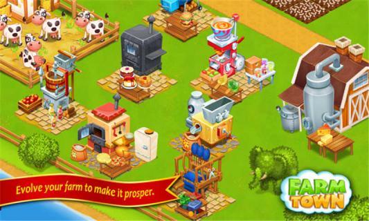 农场小镇游戏截图3