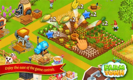 农场小镇游戏截图2
