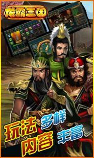 龙霸三国游戏截图1