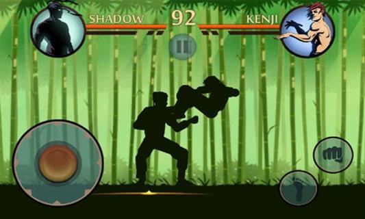 暗影格斗2游戏截图2
