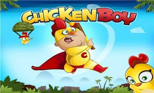 小鸡超人修改版安卓版截图