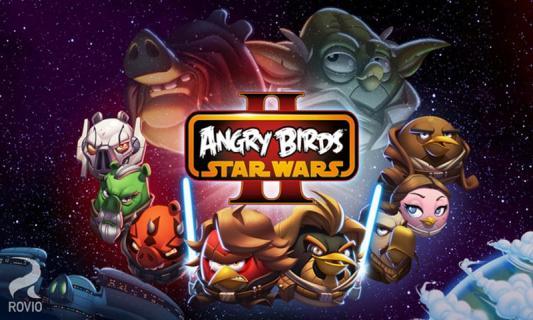 愤怒的小鸟:星球大战2游戏截图1