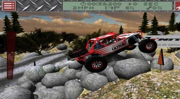 岩石越野挑战赛游戏截图2