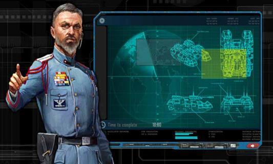 机械战争3游戏截图3