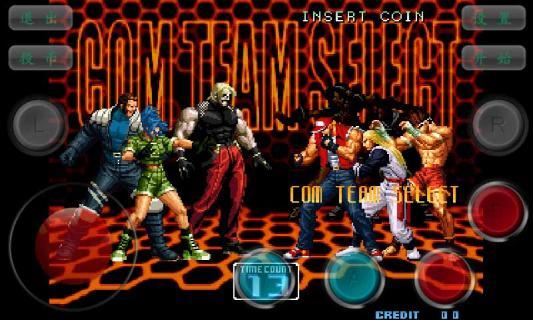 拳皇2002游戏截图2