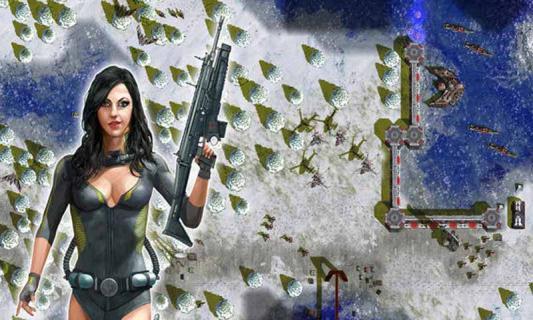 机械战争3游戏截图4