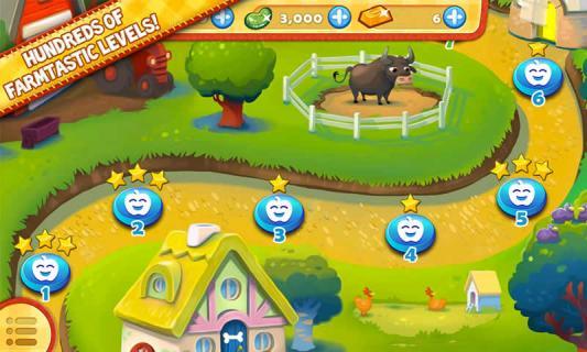 农场英雄传奇游戏截图2