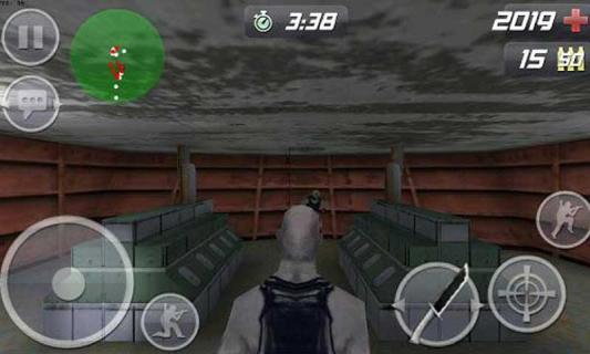 CS反恐精英正式版游戏截图5