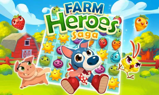 农场英雄传奇游戏截图1