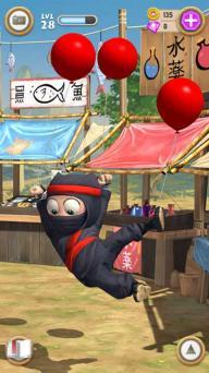 笨拙的忍者游戏截图3
