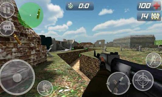 CS反恐精英正式版游戏截图3