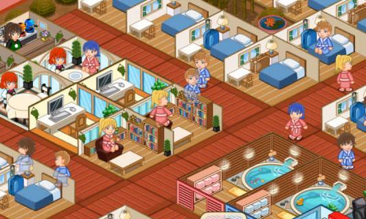 饭店物语游戏截图1