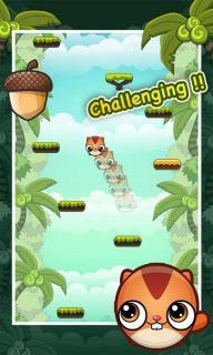 小猫跳跃游戏截图2