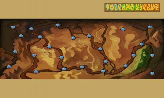 火山逃亡游戏截图3