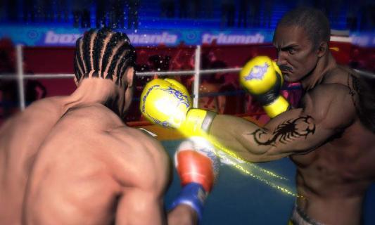 拳击之王安卓版截图