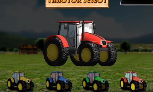 拖拉机停车3D安卓版截图