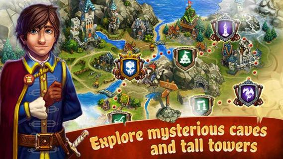 部落和城堡游戏截图4