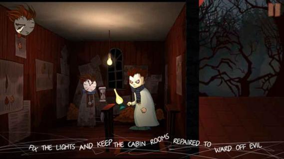 当幽灵来敲门
