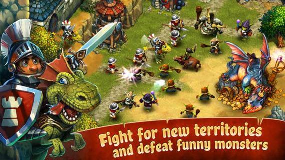 部落和城堡游戏截图3