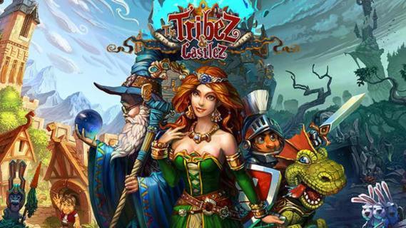部落和城堡游戏截图1
