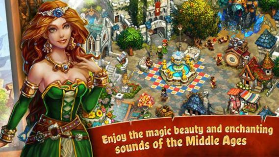 部落和城堡游戏截图2