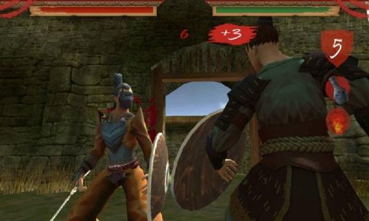 武士之战之遗物游戏截图5