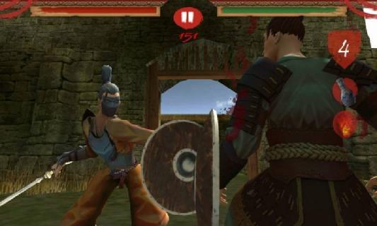 武士之战之遗物游戏截图3